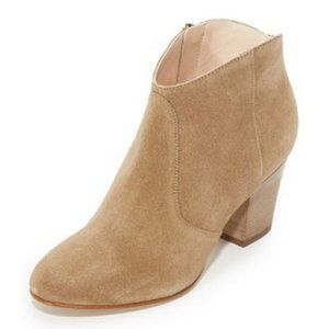🌼 Club Monaco Brooklyn suede booties